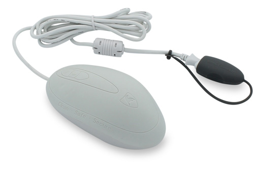 Seal Shield™ Waterproof Mouse - SSWM3