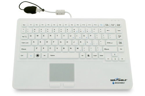 Seal Touch™ Waterproof Keyboard - SW87P2